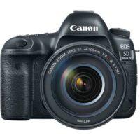 دوربین دیجیتال 5D Mark IV با لنز 24-105