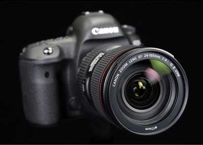 دوربین عکاسی کانن EOS 5D Mark IV با لنز 24-105 میلی متری