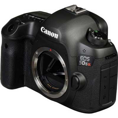 آموزش کار با دوربین EOS 5SR