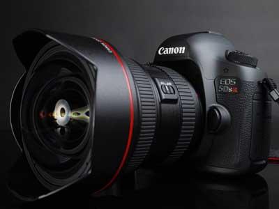 راهنمای دوربین EOS 5SR