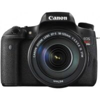 مشخصات دوربین 760D کانن