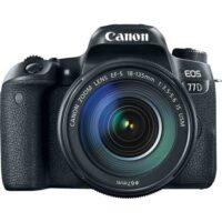 دوربین عکاسی کانن EOS 77D Kit 18-135