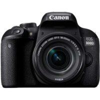 دوربین عکاسی 800D با لنز 18-55