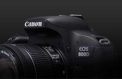 دوربین 800 دی کانن