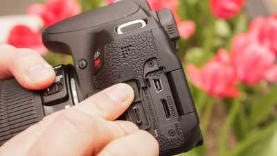 دوربین 800D کانن
