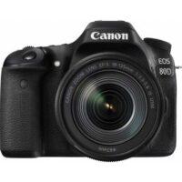 دوربین عکاسی کانن EOS 80D