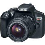 دوربین عکاسی کانن EOS 1300D Kit 18-55 II