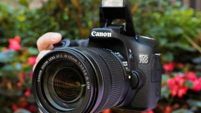 دوربین عکاسی کانن EOS 70D Kit 18-135