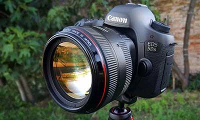 راهنمای دوربین EOS 5DS