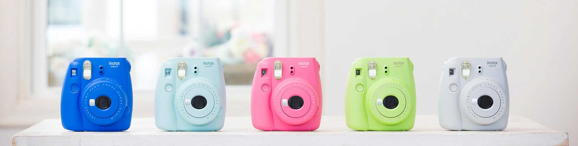 دوربین اینستکس مینی 9