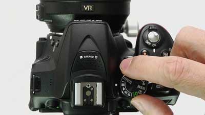 راهنمای فارسی Nikon D5200
