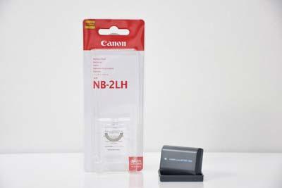 باتری لیتیومی دوربین کانن مدل NB-2LH