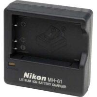 شارژر باتری لیتیومی نیکون Nikon MH-61
