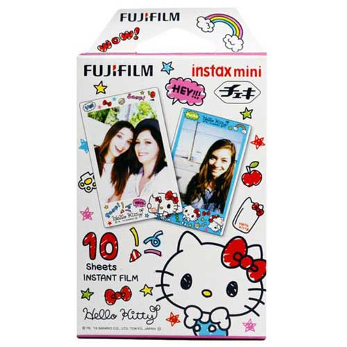 فیلم مخصوص دوربین فوجی فیلم اینستکس مینی مدل Hello Kitty