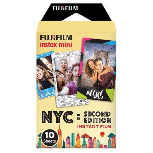 فیلم مخصوص دوربین فوجی فیلم اینستکس مینی مدل NYC