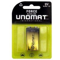 باتری 9V یونومات مدل Force Alkaline