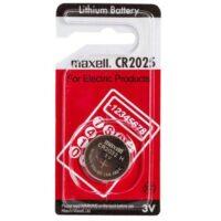باتری سکه ای مکسل Maxell CR2025