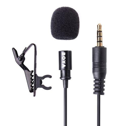 میکروفون یقه ای بویا مدل BOYA BY-LM10
