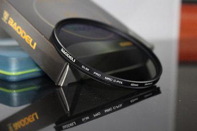 فیلتر لنز پولاریزه بائودلی مدل CPL 49mm