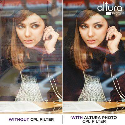 فیلتر لنز بی پلاس دبلیو مدل B+W Slim CPL MRC 67mm