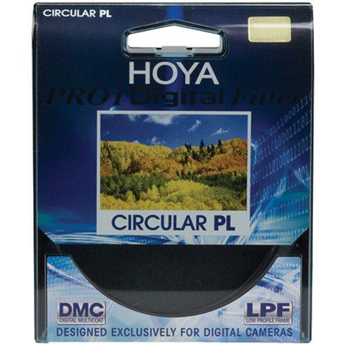 فیلتر لنز پولاریزه هویا مدل CPL 55mm