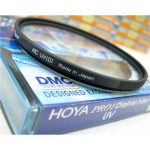 فیلتر لنز هویا مدل UV 55mm Pro 1 Digital Filter