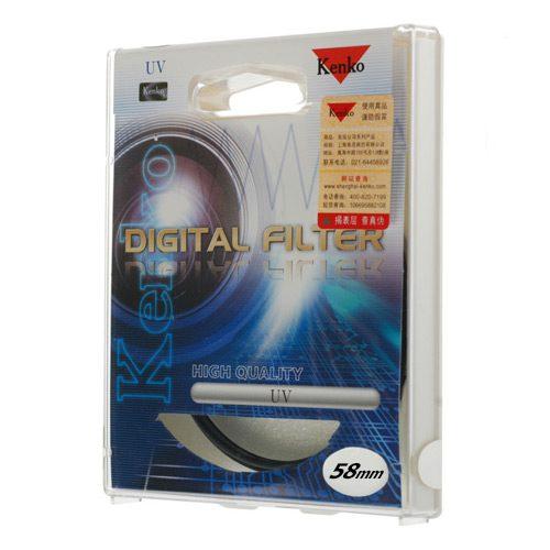 فیلتر لنز کنکو مدل UV 58mm