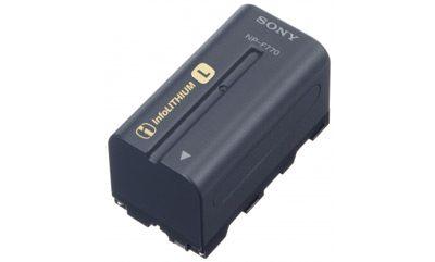 باتری لیتیومی دوربین سونی مدل NP-F770