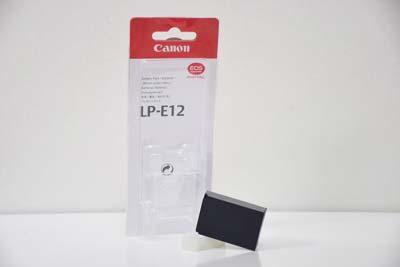 باتری لیتیومی دوربین کانن مدل LP-E12