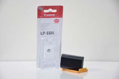 باتری لیتیومی دوربین کانن مدل LP-E6N