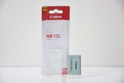 باتری لیتیومی دوربین کانن مدل NB-12L