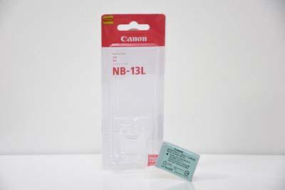 باتری لیتیومی دوربین کانن مدل NB-13L