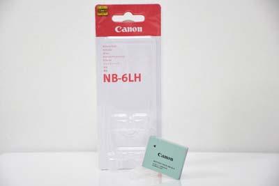 باتری لیتیومی دوربین کانن مدل NB-6LH