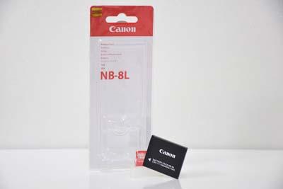 باتری لیتیومی دوربین کانن مدل NB-8L