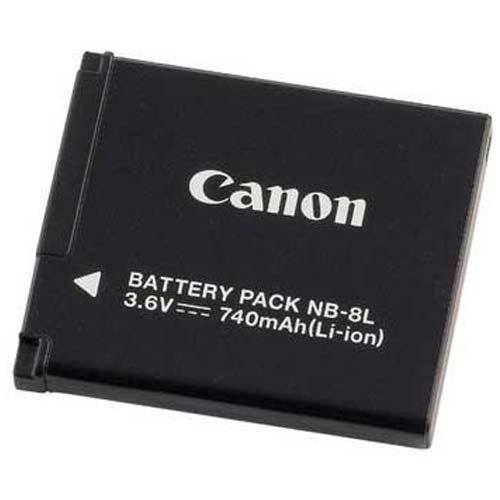 باتری لیتیومی دوربین کانن Canon NB-8L