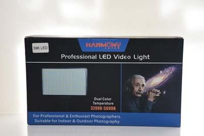 نور ثابت ال ای دی هارمونی فوتو مدل W396