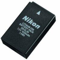باتری لیتیومی دوربین نیکون مدل EN-EL20