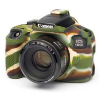 کاور سیلیکونی دوربین مناسب برای 2000D کانن