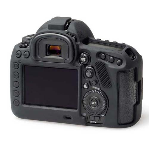 کاور سیلیکونی دوربین مناسب برای 5D Mark IV کانن