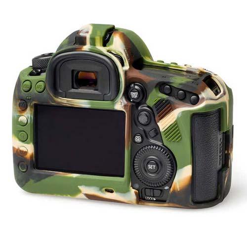 کاور سیلیکونی دوربین مناسب برای ۵D Mark IV کانن