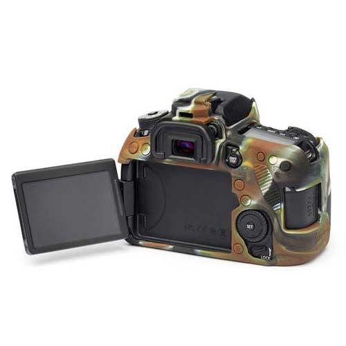 کاور سیلیکونی دوربین مناسب برای ۸۰D کانن