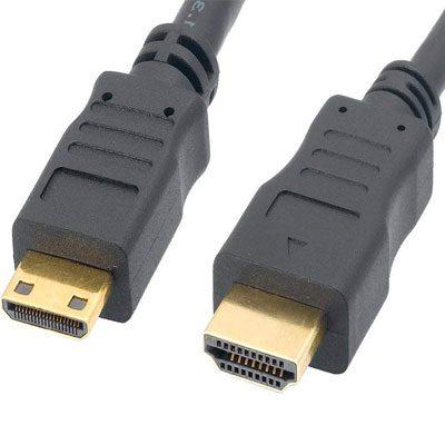 کابل تبدیل HDMI به Mini HDMI به طول 1.5 متر