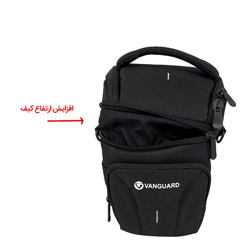 کیف دوربین ونگارد Vanguard Z15 Case