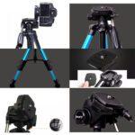 سه پایه عکاسی جیماری مدل KP-2264