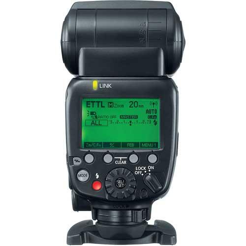 فلاش کانن مدل Canon 600EX II-RT