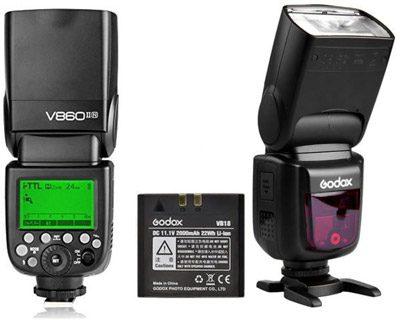 فلاش گودکس مدل Ving V860II-N