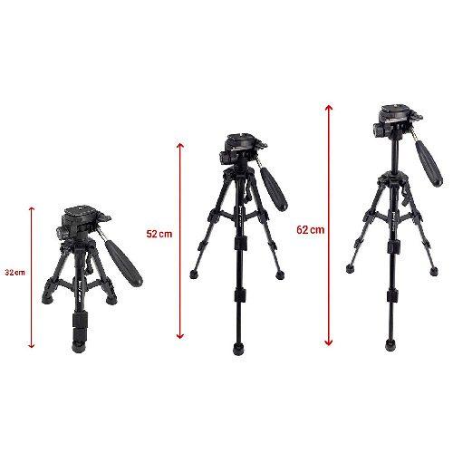 سه پایه جیماری مدل KP-2203