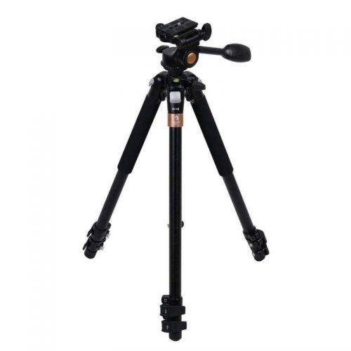 سه پایه عکاسی بیک مدل Beike Q500 Tripod