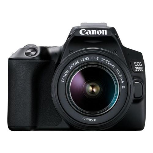 دوربین عکاسی کانن Canon EOS 250D KIT EF-S 18-55mm III