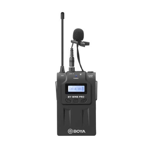 میکروفون بی سیم بویا مدل BY-WM8 Pro-K1
